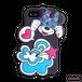 DISNEY/SILICONE iPhoneケース/YY-D003 BK