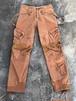 MARITHE + FRANCOIS GIRBAUD / bondage cargo pants
