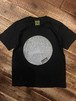 『Shimokitazawa』T-shirt Black×Gray