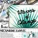 ERJAA03545 ロキシー ポーチ レディース SEASIDE LOVE 女性 新作 人気ブランド プレゼント 20代 30代 40代 かわいい ホワイト 再生紙 ROXY