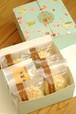 <中国茶+パイナップルケーキ5個セット>ギフト