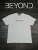 BEYOND コットンTシャツ ホワイト