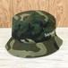 『Sample』  コットン バケットハット CAMO Bucket Hat