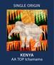 会員限定 ケニア AA トップ イチャママ 200g