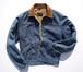 1970's [Wrangler] ボアライナー&コーズ襟 デニムジャケット レアサイズ 表記(34) ラングラー