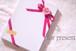 【ギフトパック】刺繍入りオリジナルエプロンA(お好きなエプロン+ネーム刺繍+ラッピング)