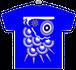 青い鯉のぼりプロジェクトTシャツ