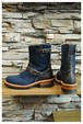 Porter Classic - KENDO Engineer Boots - Blue