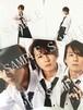 舞台「47男子」ブロマイド5枚セット 大阪の神セットB