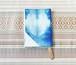 「博多織」ブックカバー(TK-89)ほぼ日手帳 藍染め タイダイ シルバー 銀 ゴールド 金 デニム
