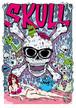 【A3ポスター】SKULL