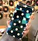 iPhone 7 / 8 用 ブルーミラー ホワイトドット