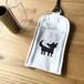 スライドバーホルダー(一本用モデル:ウルフくんモデル):Handmade  slide bar holder