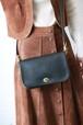 OLD COACH black shoulder bag