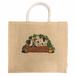 【 309 Farm ロゴ 】ジュートバッグ(L)