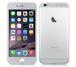 iPhone6、iPhone6Plus用 両面カスタムデザイン液晶フィルムシール(ラウンドシルバー)