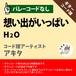 想い出がいっぱい H2O ギターコード譜 アキタ G20200102-A0048