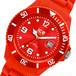 アイスウォッチ フォーエバー クオーツ レディース 腕時計 SI.RD.S.S.09 レッド レッド