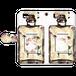iPhonePlus・Android Lサイズ 香水手帳型ケース color:クリームイエロー