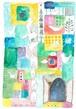 ポストカード「 tsuranari 」