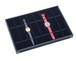 時計8本収納トレイ 革ベルト時計収納トレイ AR-547