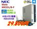 NEC Mate MK33L/B-F Core i3 3220 3.3GHz / メモリー4GB HDD250GB / Windows10 Home 64bit / DVD-ROM