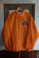 "NEUTRAL COACH JACKET ""BUFFALO【ORANGE】"""