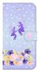 【iPhone6/6s】Fairy Magic フェアリー・マジック 手帳型スマホケース
