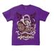 紫:大島薫Tシャツ(ロケット)