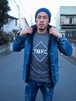 TMFC ファミリーTシャツ ダークグレー