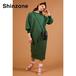 THE SHINZONE/シンゾーン ・ホッケーステッチドレス