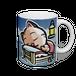 <マグカップ>おやすみーちゃん
