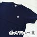 かおワッペンのポッケTシャツ 黒XXL