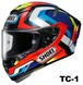 SHOEI X-Fourteen BRINK TC-1