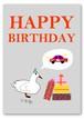 028 birthdayduck_car