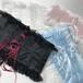Lace corset/Satin