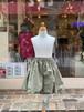 KIDS:6°vocale【セスタヴォカーレ】タフタゴンナ(ミリタリー/90〜120cm)スカート