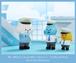 《シリーズ5 -FLUFFY AIRLINE-》ホワイトクラウドミニ:1個単体
