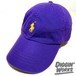 Polo Ralph Lauren Classic Chino Cap Purple