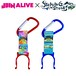 JOIN ALIVE 2017 × STEPPING STONES ペットボトルホルダー(全2色)