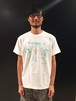 """クチノミーTシャツ[カラー:ホワイト]【新曲""""口以外すべて口""""ダウンロードコード付き】"""