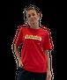 【SKANDHAL】FIAMMA Tシャツ【レッド】【新作】イタリアンウェア《M&W》