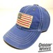 【New】Polo Ralph Lauren US Flag Chino Cap Blue