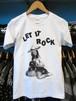 S/STシャツ LET IT ROCK ソンブレロ・ガール