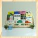 絵本棚 W91cm AL 木製 子供用  無塗装 無垢材 本棚 収納 お片づけ 安全 入園 入学 収納ラック 子供 完成品