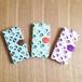 手帳型iPhoneケース リンあれ 3種類【7】【6s】【SE】