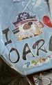 I  LOVE OARAI  アライッペTシャツ 【カラー:水色、サイズXL】 色は画像と異なります 大洗