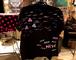 メンバー 手描きTシャツ NEW wave