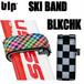 blp スキーバンド2個セット BLKCHK スキー板の持ち運びに!