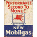 TinSign MOBILGAS 2ND TO NONE MS1725